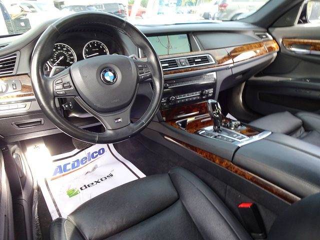 2013 BMW 750Li xDrive 750Li xDrive Madison, NC 45
