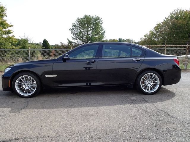 2013 BMW 750Li xDrive 750Li xDrive Madison, NC 5