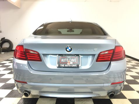 2013 BMW ActiveHybrid 5 *BMW 5 Series*Baby Blue*Flawless* | The Auto Cave in Addison, TX