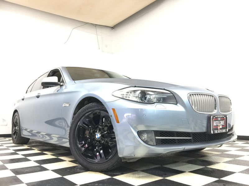 2013 BMW ActiveHybrid 5 *BMW 5 Series*Baby Blue*Flawless*   The Auto Cave in Addison