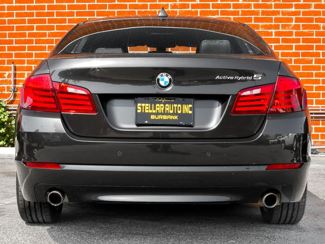 2013 BMW ActiveHybrid 5 Burbank, CA 3
