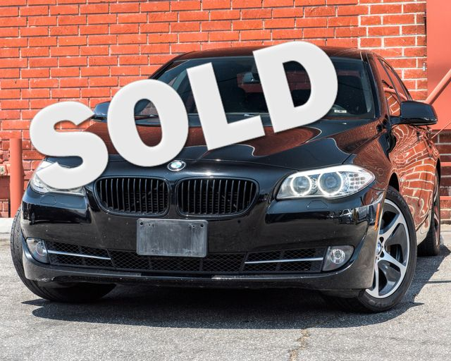 2013 BMW ActiveHybrid 5 Burbank, CA