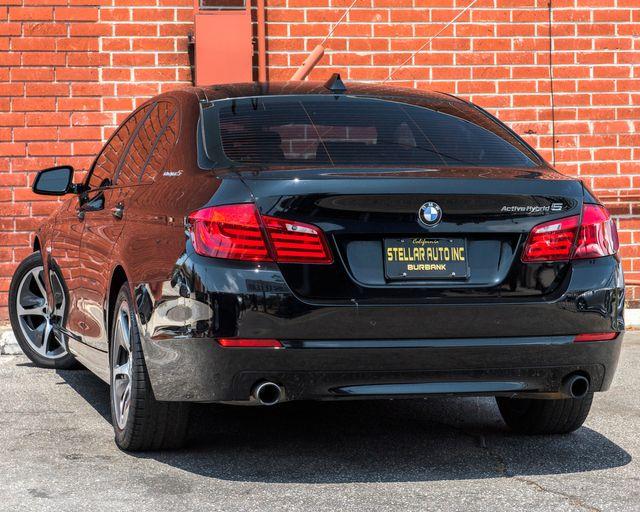 2013 BMW ActiveHybrid 5 Burbank, CA 5