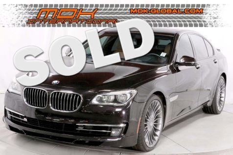 2013 BMW ALPINA B7 - LED lights - 540hp - B/O Sound -  in Los Angeles