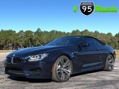 2013 BMW M6 Convertible in Hope Mills, NC