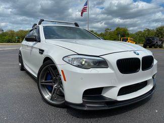 2013 BMW M5 EXEC PKG CARBON FIBER 21s LOADED CARFAX CERT   Florida  Bayshore Automotive   in , Florida