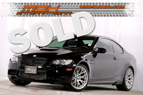 2013 BMW M3 - Manual - Competition pkg in Los Angeles