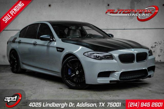 2013 BMW M5 w/ upgrades in Addison, TX 75001