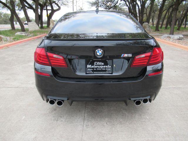 2013 BMW M5 Austin , Texas 4