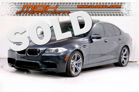 2013 BMW M5   in Los Angeles