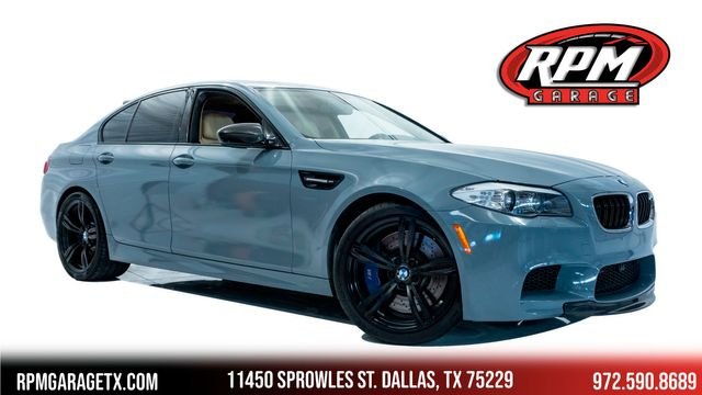 2013 BMW M5 650+hp with Many Upgrades