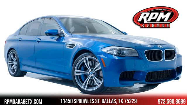 2013 BMW M5 with Many Upgrades