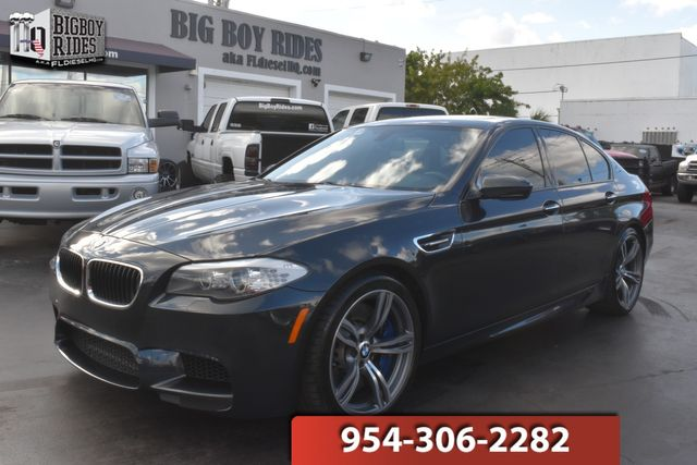 2013 BMW M5 Executive in FORT LAUDERDALE, FL 33309