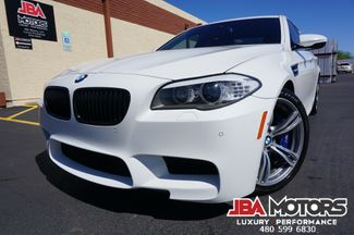 2013 BMW M5 Sedan 5 Series $103k MSRP Driver Assist Executive | MESA, AZ | JBA MOTORS in Mesa AZ
