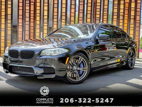 2013 BMW M5 Executive Driving Assist MSRP $110,905 Save $74000 in Seattle