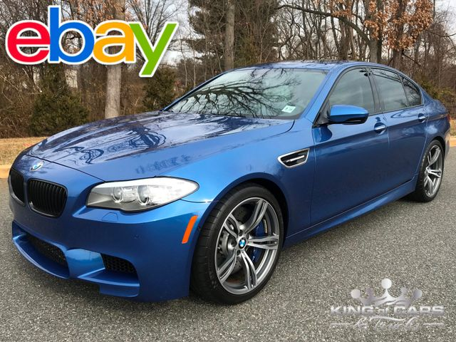 2013 Bmw M5 Sunroof Nav ONLY 3K MILES 1-OWNER 104K MSRP RARE COLOR COMBO in Woodbury, New Jersey 08096