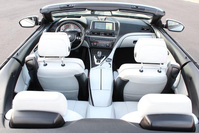 2013 BMW M6 CONVERTIBLE 57K MLS HEAD-UP DISPLAY NAVIGATION SERVICE RECORDS in Van Nuys, CA 91406