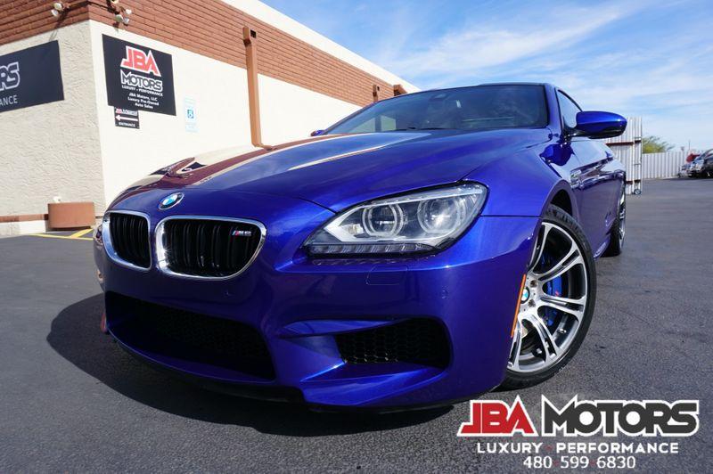 2013 BMW M6 Coupe 6 Series ~ $117k MSRP ~ ONLY 30k LOW MILES!  | MESA, AZ | JBA MOTORS in MESA AZ