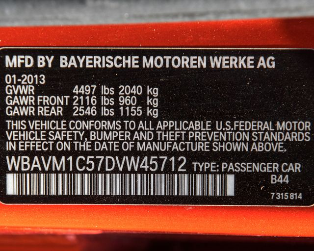 2013 BMW X1 28i Burbank, CA 34