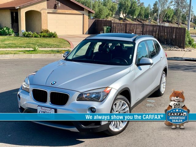 2013 BMW X1 28i SPORTS PKG NAVIGATION 1-OWNER SERVICE RECORDS NEW TIRES