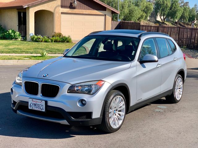 2013 BMW X1 28i SPORTS PKG NAVIGATION 1-OWNER SERVICE RECORDS NEW TIRES in Van Nuys, CA 91406