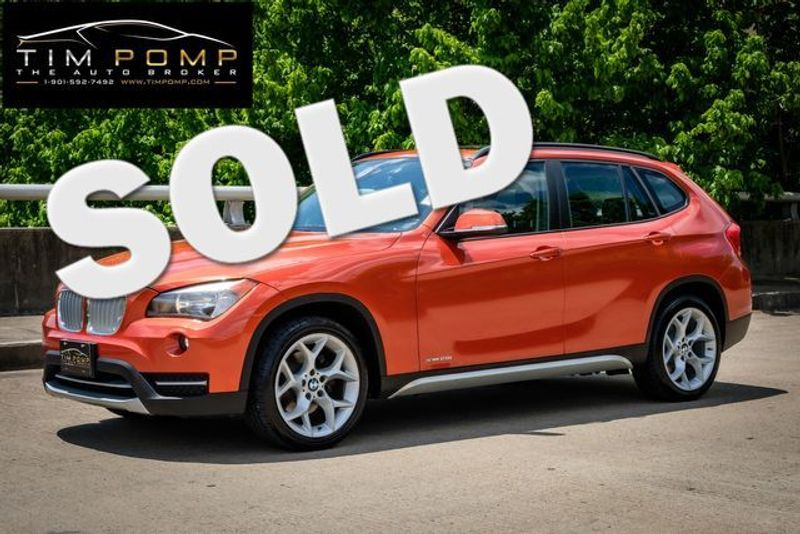 2013 BMW X1 xDrive 28i xDrive28i | Memphis, Tennessee | Tim Pomp - The Auto Broker in Memphis Tennessee