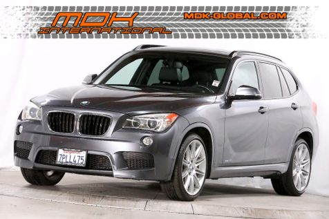 2013 BMW X1 xDrive 35i xDrive35i - M Sport - Navigation in Los Angeles