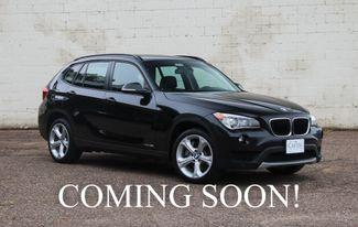 2013 BMW X1 xDrive35i AWD Sport Crossover w/Ultimate Pkg, in Eau Claire, Wisconsin