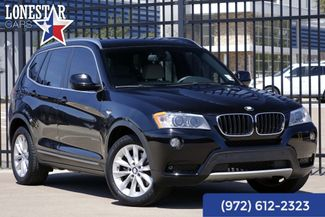 2013 BMW X3 One Owner Clean Carfax XDrive28i in Plano Texas, 75093