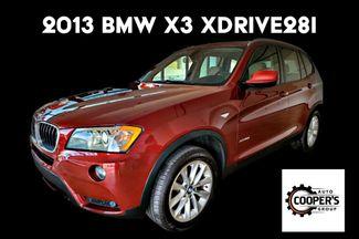 2013 BMW X3 xDrive28i XDRIVE28I in Albuquerque, NM 87106