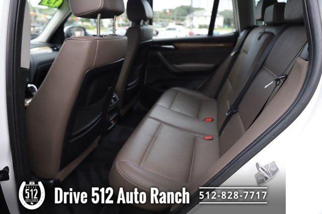 2013 BMW X3 xDrive28i XDRIVE28I in Austin, TX 78745