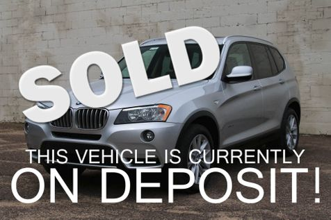 2013 BMW X3 xDrive28i AWD Crossover w/Technology Pkg, Navigation, Heated Seats & Panoramic Moonroof in Eau Claire