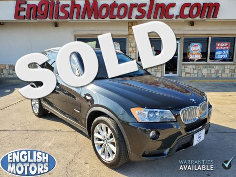 2013 BMW X3 xDrive28i  in Brownsville, TX