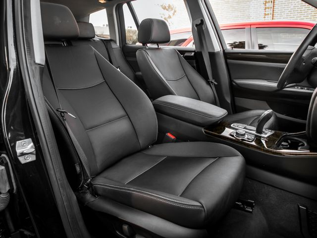 2013 BMW X3 xDrive28i Burbank, CA 12