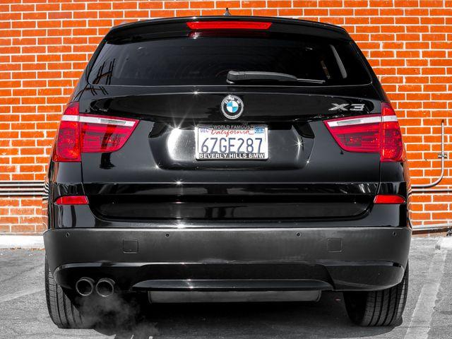 2013 BMW X3 xDrive28i Burbank, CA 3