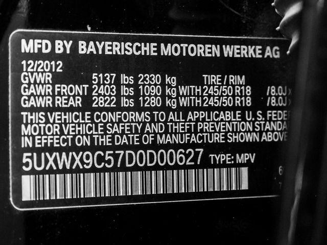 2013 BMW X3 xDrive28i Burbank, CA 33