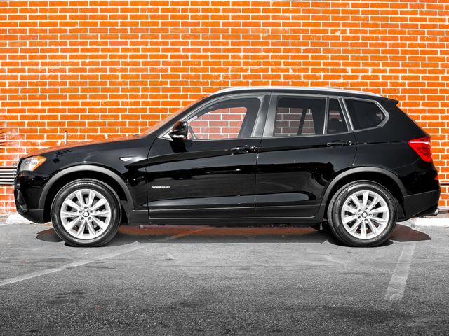 2013 BMW X3 xDrive28i Burbank, CA 5