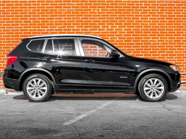 2013 BMW X3 xDrive28i Burbank, CA 4