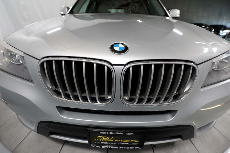 2013 BMW X3 xDrive28i - Navigation - Heated seats  city California  MDK International  in Los Angeles, California