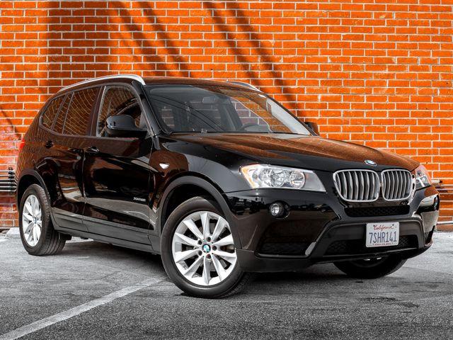 2013 BMW X3 xDrive28i Burbank, CA 1