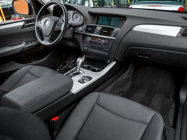 2013 BMW X3 xDrive28i Burbank, CA 11