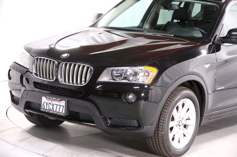 2013 BMW X3 xDrive28i - AWD - Bluetooth - Panoramic sunroof  city California  MDK International  in Los Angeles, California