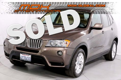 2013 BMW X3 xDrive28i - Navigation - AWD - Tech Pkg in Los Angeles