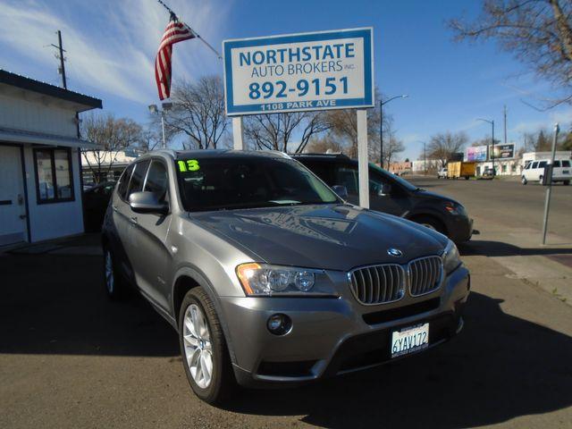 2013 BMW X3 xDrive28i Chico, CA