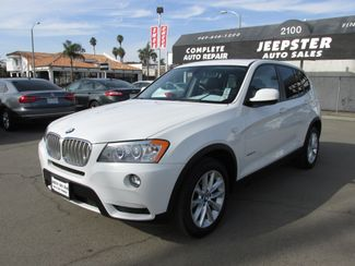 2013 BMW X3 xDrive28i Premium in Costa Mesa, California 92627