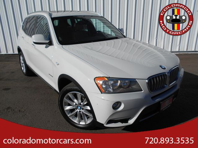 2013 BMW X3 xDrive28i XDRIVE28I in Englewood, CO 80110