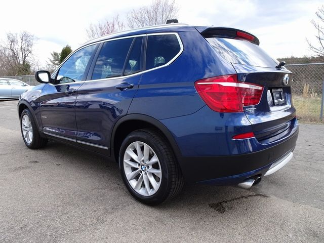 2013 BMW X3 xDrive28i xDrive28i Madison, NC 3
