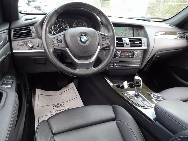 2013 BMW X3 xDrive28i xDrive28i Madison, NC 41