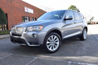 2013 BMW X3 xDrive28i in Memphis Tennessee, 38128