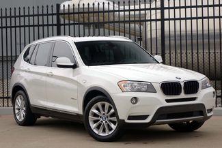 2013 BMW X3 xDrive28i Nav* Pano Sunroof* BU Cam* Leather* EZ Finance**   Plano, TX   Carrick's Autos in Plano TX